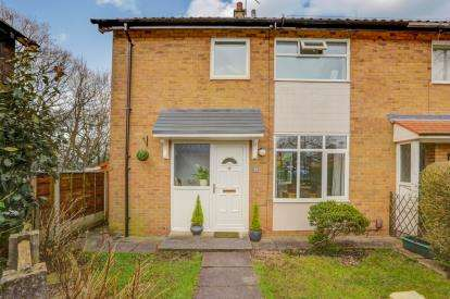2 Bedrooms End Of Terrace House for sale in Knowle Park, Handforth, Wilmslow, Cheshire