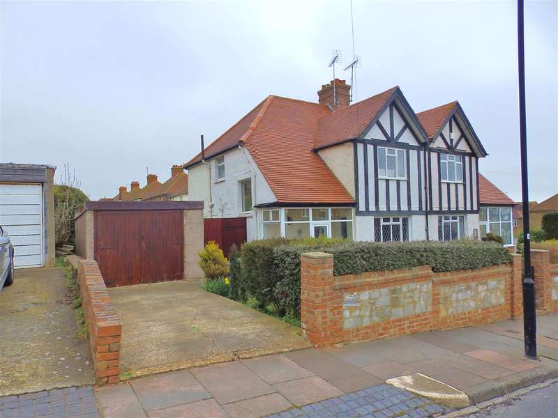 3 Bedrooms Semi Detached House for sale in Northiam Road, Eastbourne