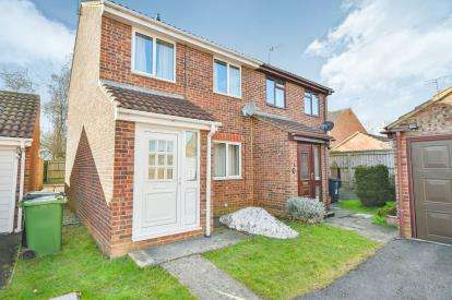 2 Bedrooms Semi Detached House for sale in Silchester Way, Westlea, Swindon, Wiltshire