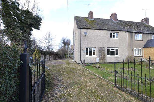 3 Bedrooms Semi Detached House for sale in Peartree Close, Milton-Under-Wychwood, Chipping Norton, Oxon, OX7 6JX