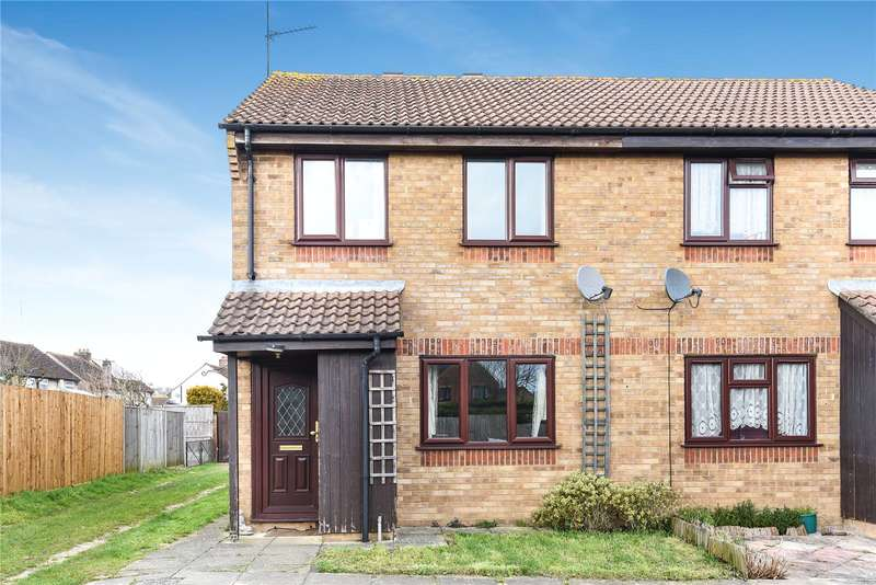 3 Bedrooms End Of Terrace House for sale in Ladywalk, Maple Cross, Rickmansworth, Hertfordshire, WD3