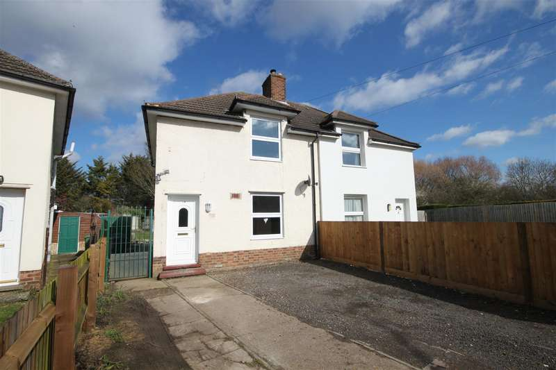 2 Bedrooms Semi Detached House for sale in Kendal Way, Cambridge