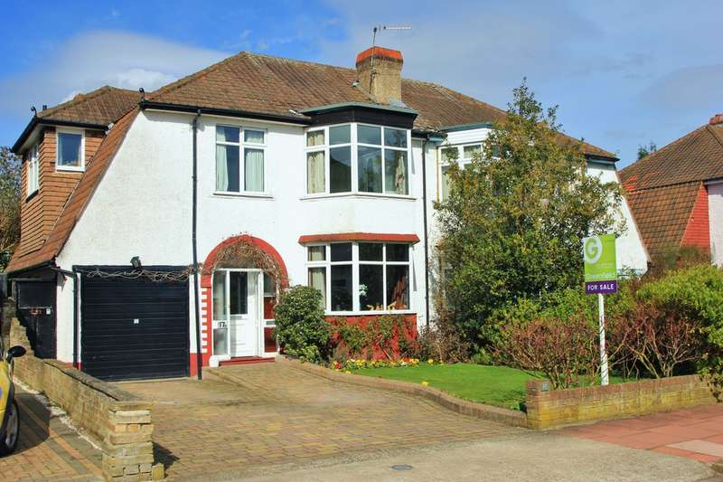 4 Bedrooms Semi Detached House for sale in The Byeways, Surbiton