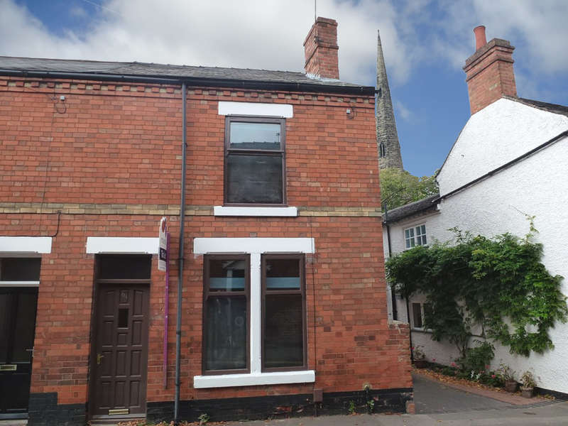 2 Bedrooms End Of Terrace House for rent in Clapgun Street, Castle Donington, Derby