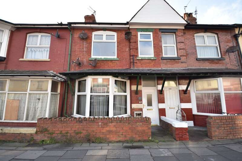 2 Bedrooms Terraced House for sale in Central Drive, Blackpool
