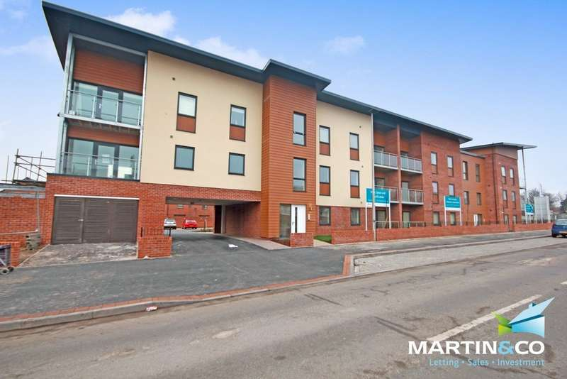 2 Bedrooms Flat for rent in Park View, Claypit Lane, West Bromwich, B70