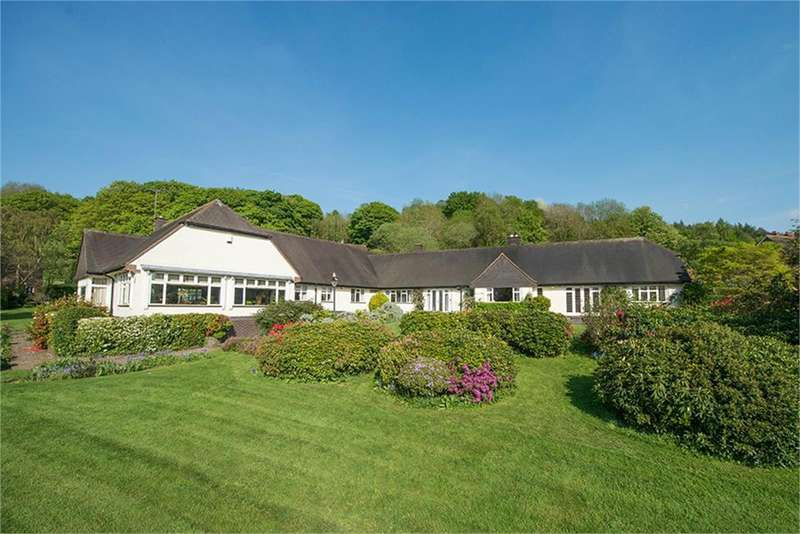 5 Bedrooms Detached Bungalow for sale in Greenacres, Tuckhill, Six Ashes, Bridgnorth, Shropshire, WV15