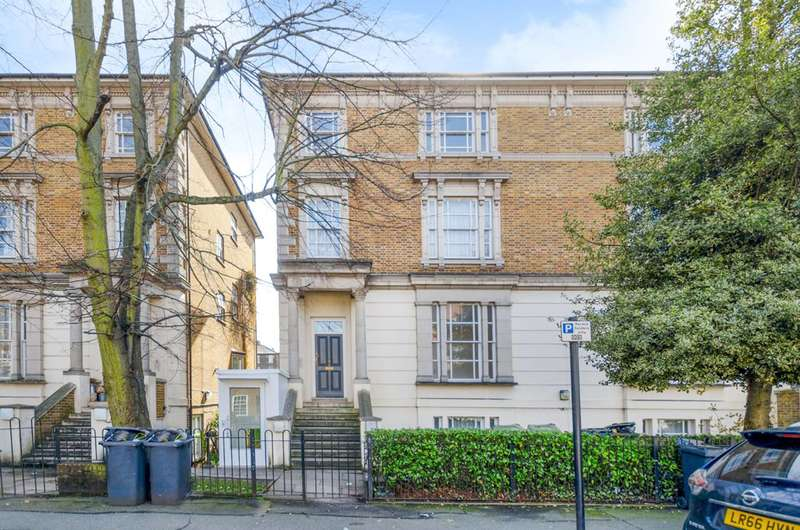 3 Bedrooms Flat for sale in Hilgrove Road, South Hampstead, NW6