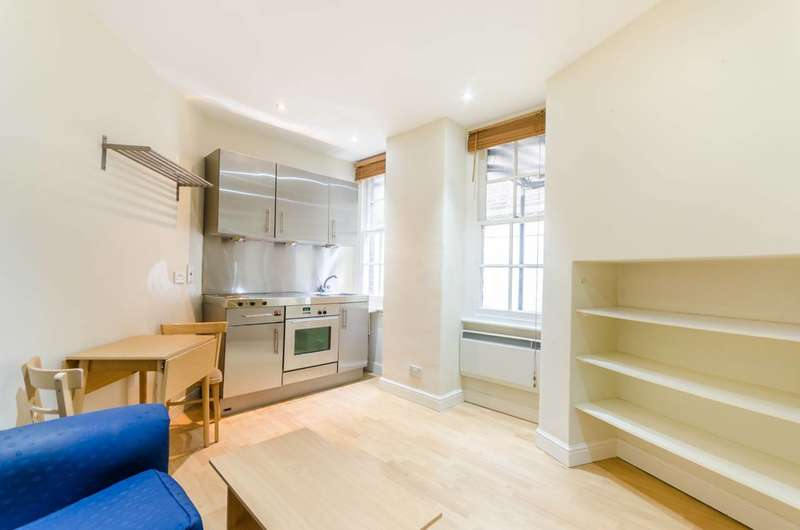 1 Bedroom Flat for sale in Luxborough Street, Marylebone, W1U