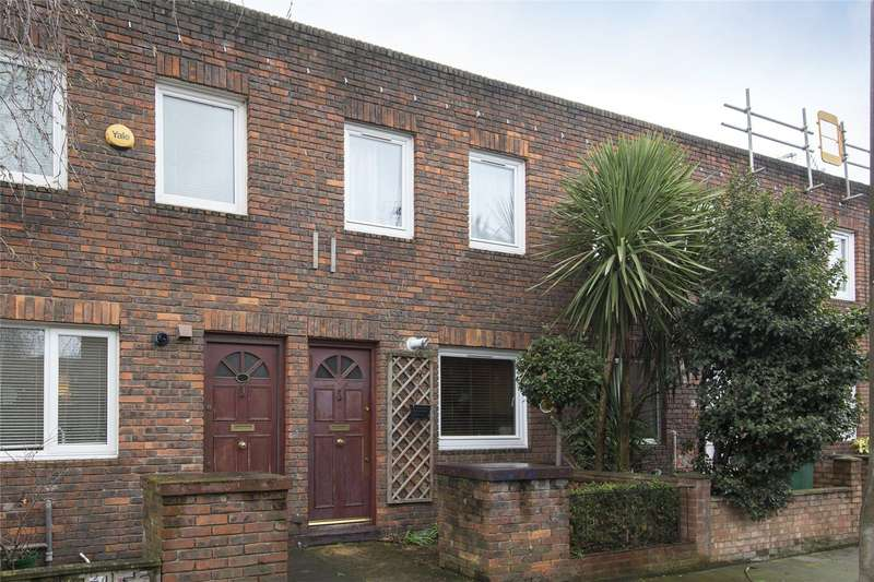 2 Bedrooms House for sale in Saltwell Street, London, E14