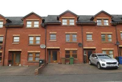 4 Bedrooms Town House for rent in Wood Street, Catrine, Mauchline