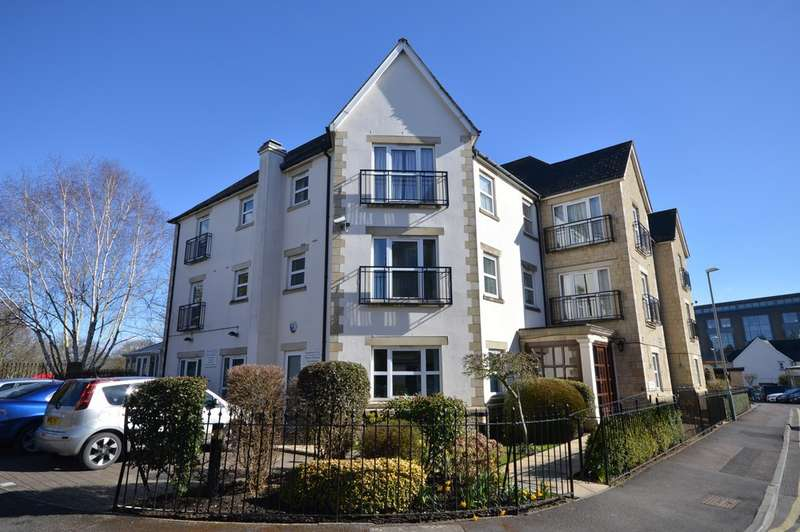 3 Bedrooms Apartment Flat for sale in The Regents, Back Lane, Keynsham, BS31