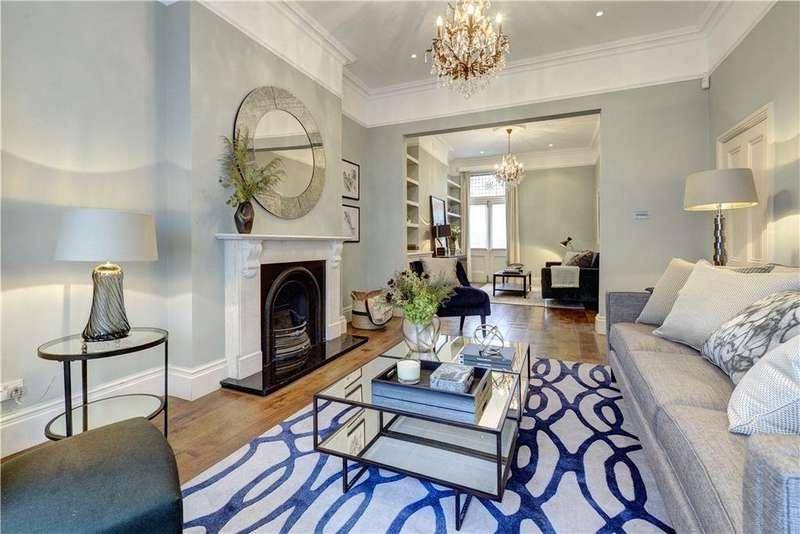 5 Bedrooms Terraced House for sale in Callcott Road, Queen's Park, London, NW6