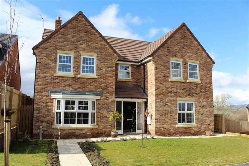 4 Bedrooms Detached House for sale in Ashtree Drive, Barnard Castle, County Durham