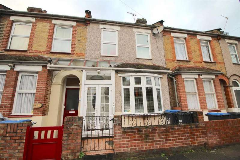2 Bedrooms Terraced House for sale in Marsden Road, Edmonton, N9