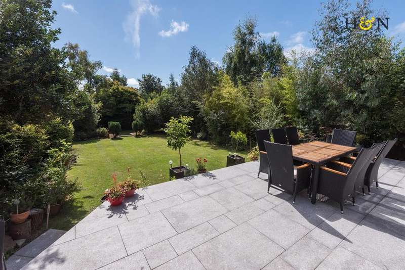 4 Bedrooms House for sale in Hove Park Road, Hove