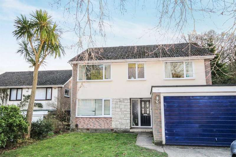 4 Bedrooms Detached House for sale in Felton Road, POOLE, Dorset