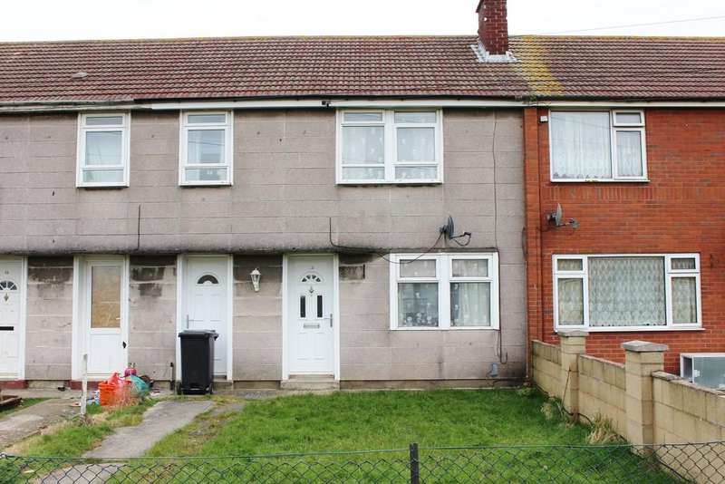 3 Bedrooms Terraced House for rent in Essex Walk, Walcot