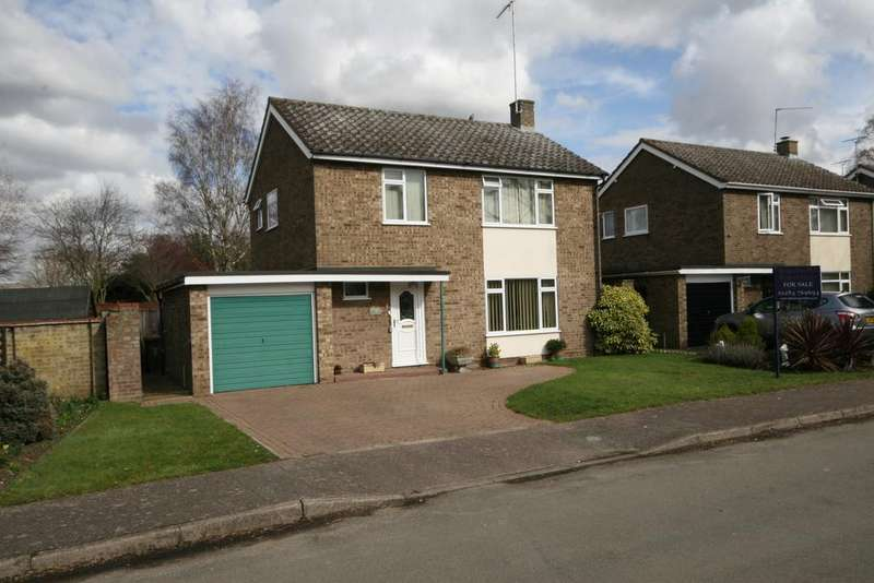 3 Bedrooms Detached House for sale in Pound Meadow, Fornham All Saints, Bury St Edmunds IP28