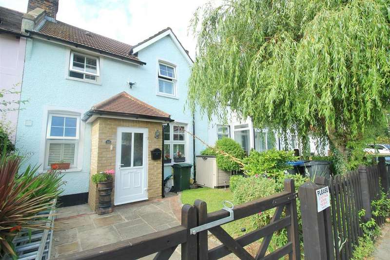 3 Bedrooms Terraced House for sale in Main Avenue