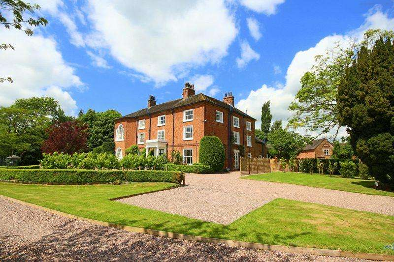 2 Bedrooms Apartment Flat for sale in Offley View, One of Just Three Country House Converted Apartments, Lea Hall, Tunstall Lane, Bishops Offley, Stafford