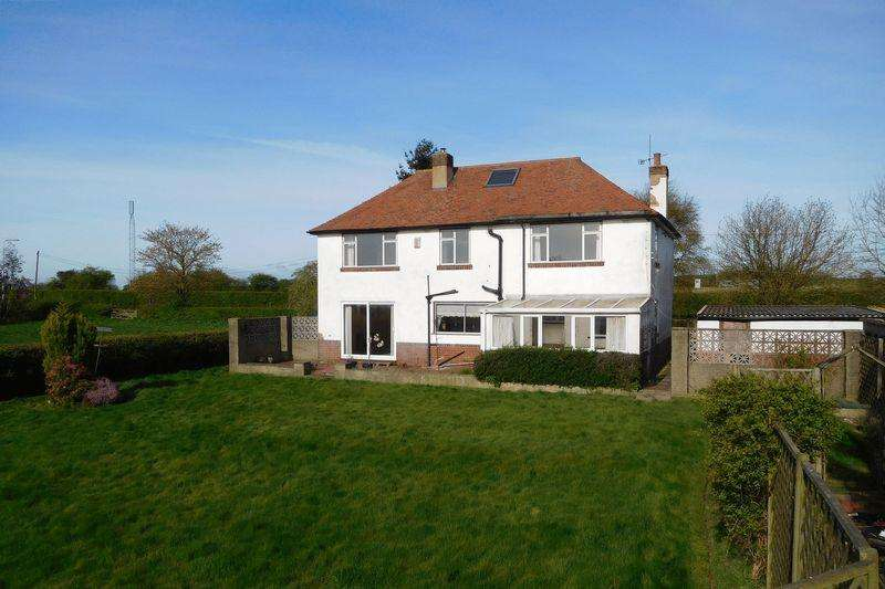 4 Bedrooms Detached House for sale in Norton Bridge, Stone