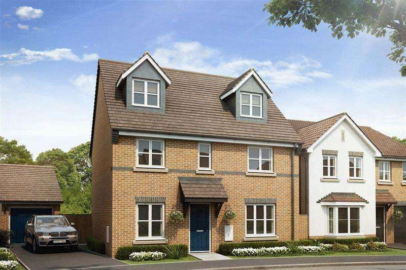 5 Bedrooms Detached House for sale in Overton Manor, Shaws Lane, Eccleshall, Stafford