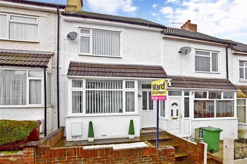 2 Bedrooms Terraced House for sale in Canterbury Road, Pembury, Tunbridge Wells, Kent