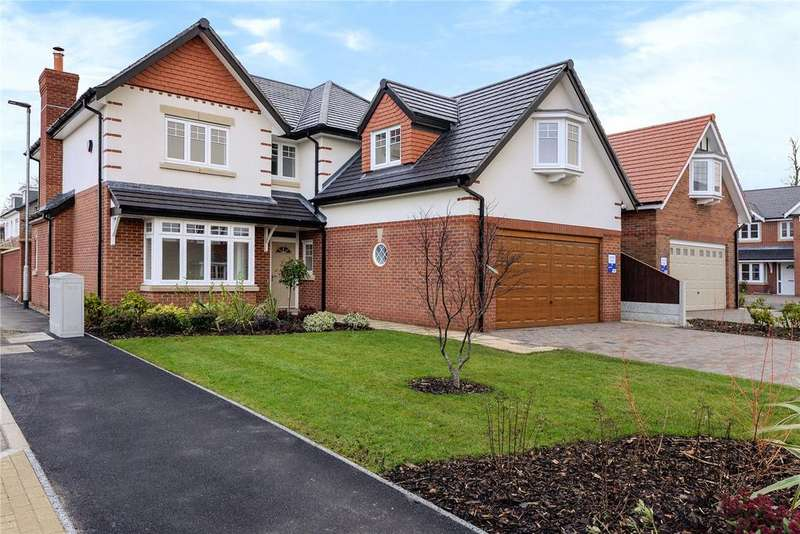 5 Bedrooms Detached House for sale in Bollin Park, Wilmslow, Cheshire, SK9