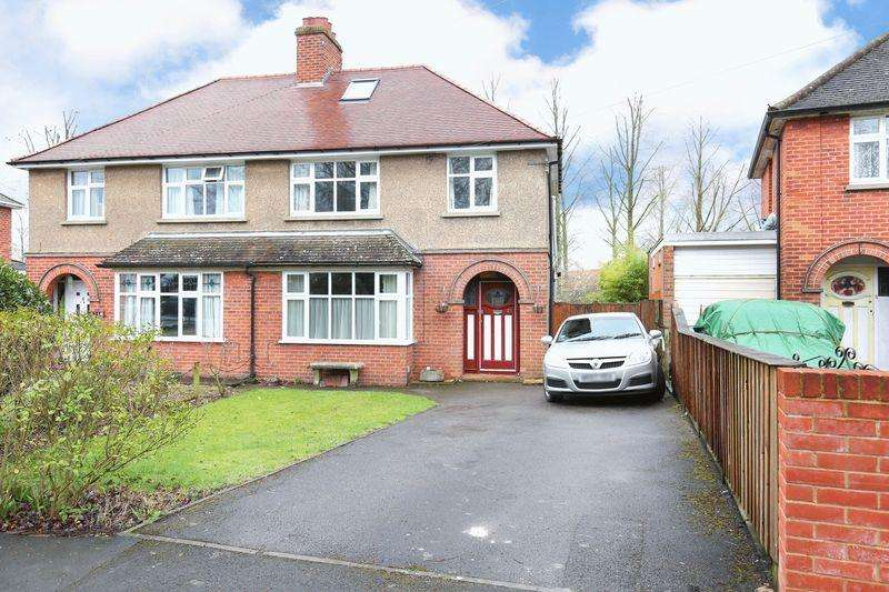 4 Bedrooms Semi Detached House for sale in Clarendon Avenue, Trowbridge