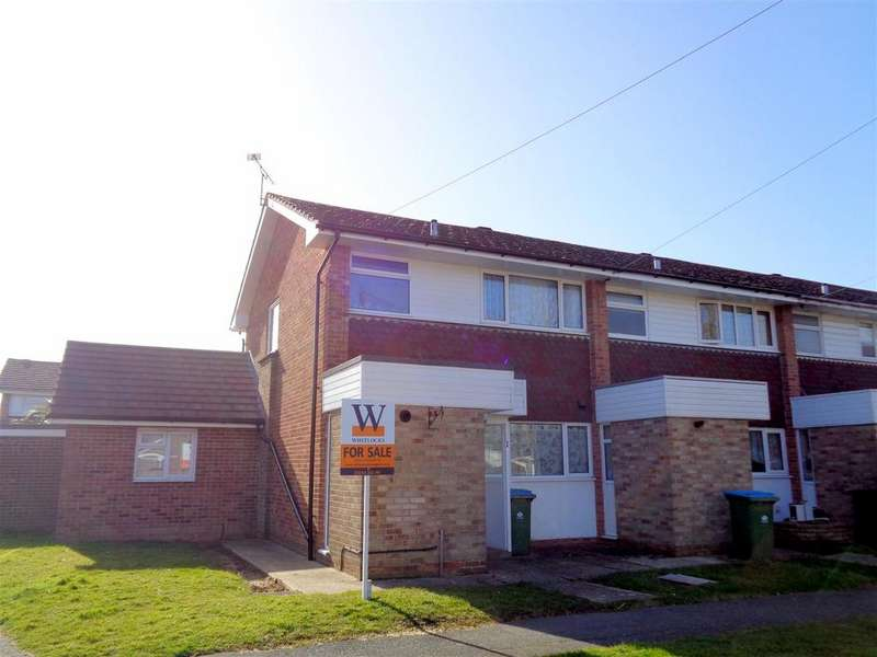 3 Bedrooms End Of Terrace House for sale in Davids Close, Bognor Regis