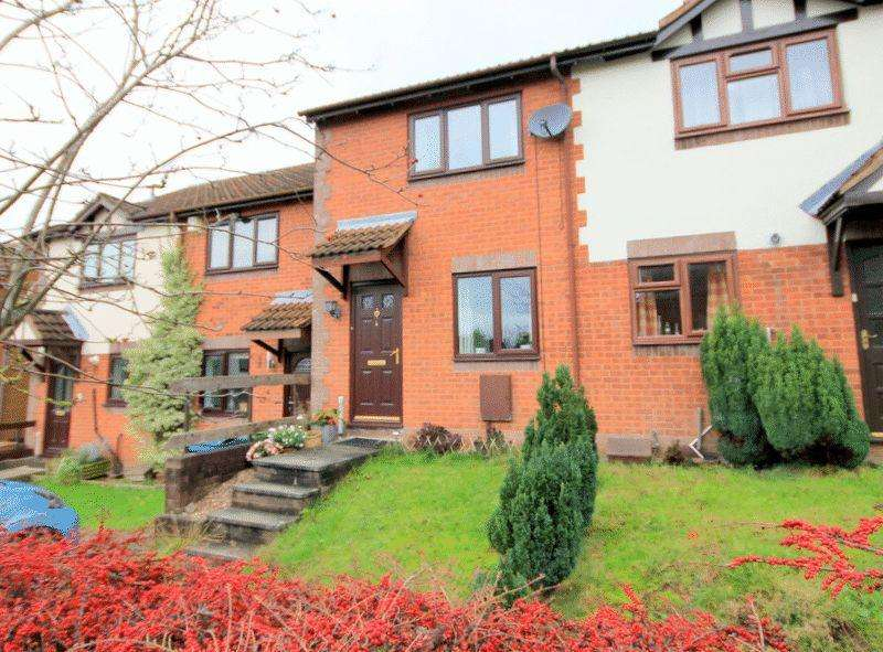 2 Bedrooms Terraced House for sale in Wulfad Court, Stone