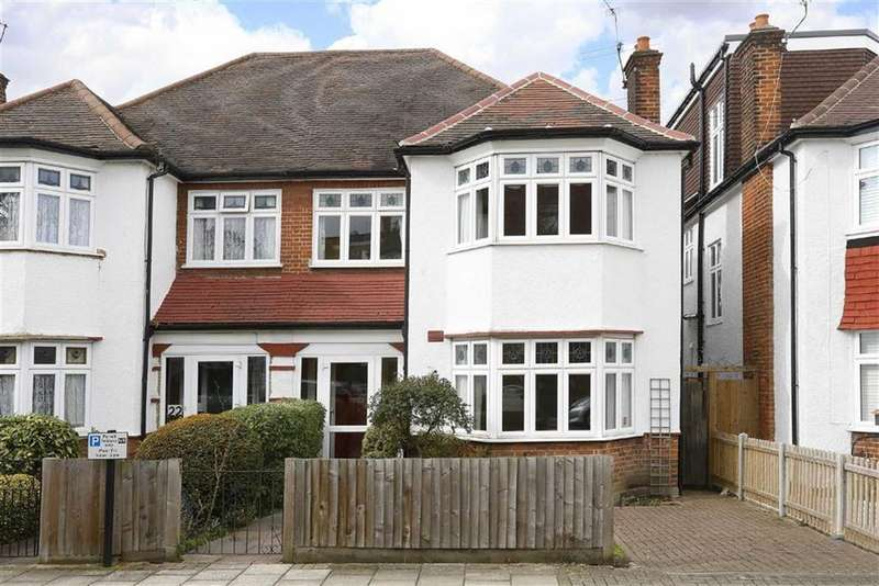 3 Bedrooms Semi Detached House for sale in Brantwood Road, London