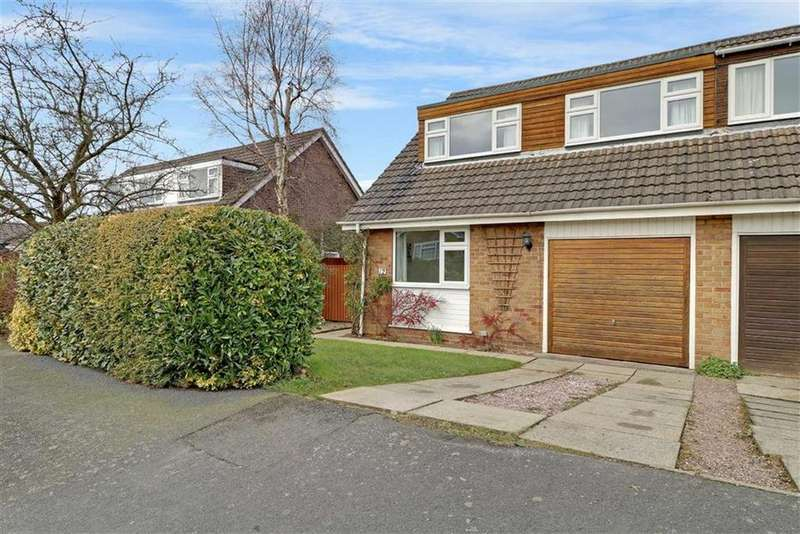 3 Bedrooms Semi Detached House for sale in Falmouth Road, Congleton