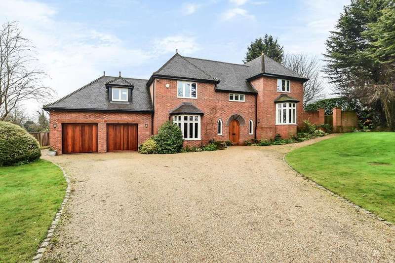 5 Bedrooms Detached House for sale in Mapledale Avenue, Shirley