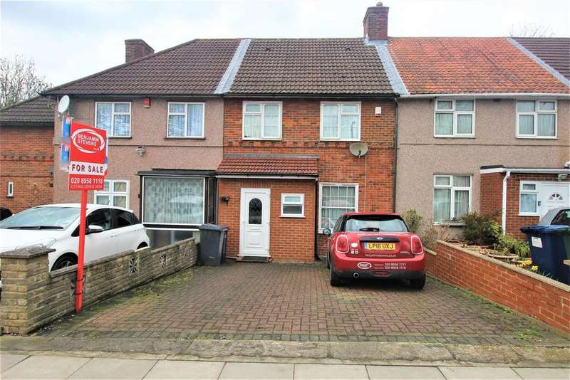 2 Bedrooms House for sale in Watling Avenue, Edgware