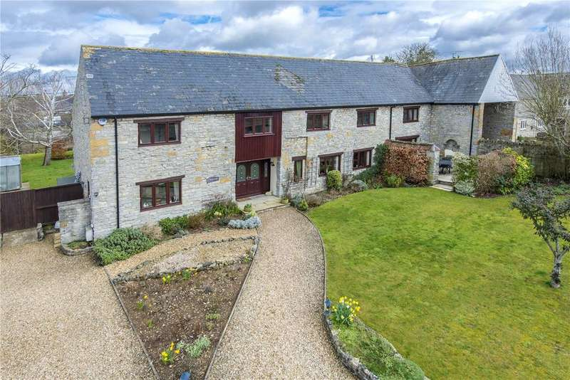 6 Bedrooms Barn Conversion Character Property for sale in High Street, Ilchester, Yeovil, Somerset