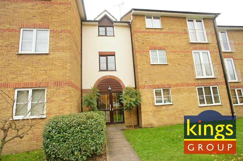 1 Bedroom Flat for sale in Thurlow Close, London