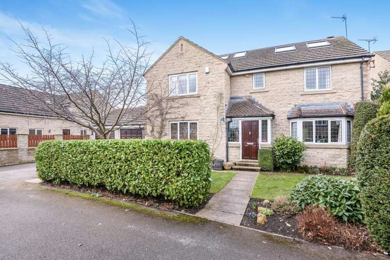 4 Bedrooms Detached House for sale in BOUNDARY CLOSE, BAILDON, SHIPLEY, BD17 6RH