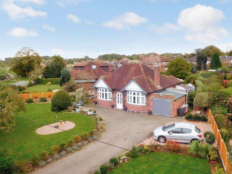 2 Bedrooms Detached Bungalow for sale in Church Lane, Wistaston