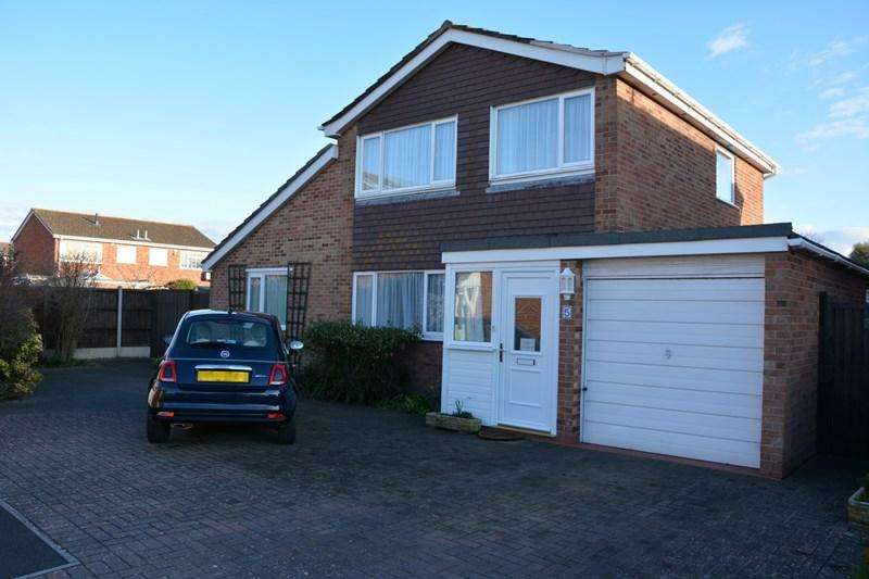 3 Bedrooms Detached House for sale in Wordsworth Close, Burnham-On-Sea