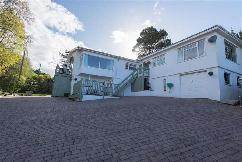 5 Bedrooms Detached House for sale in Dingle Lane, Benllech, Anglesey