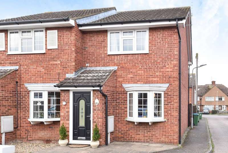 2 Bedrooms House for sale in Williams Close, Aylesbury, HP19