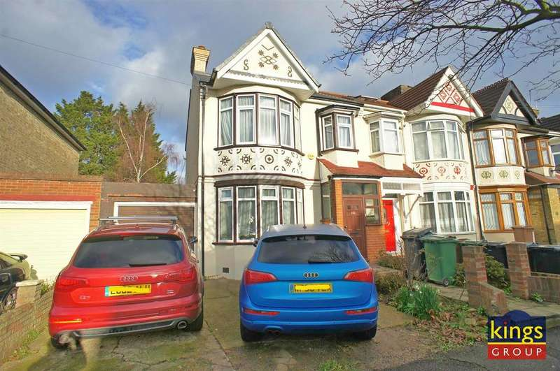 5 Bedrooms End Of Terrace House for sale in Nelson Road, London
