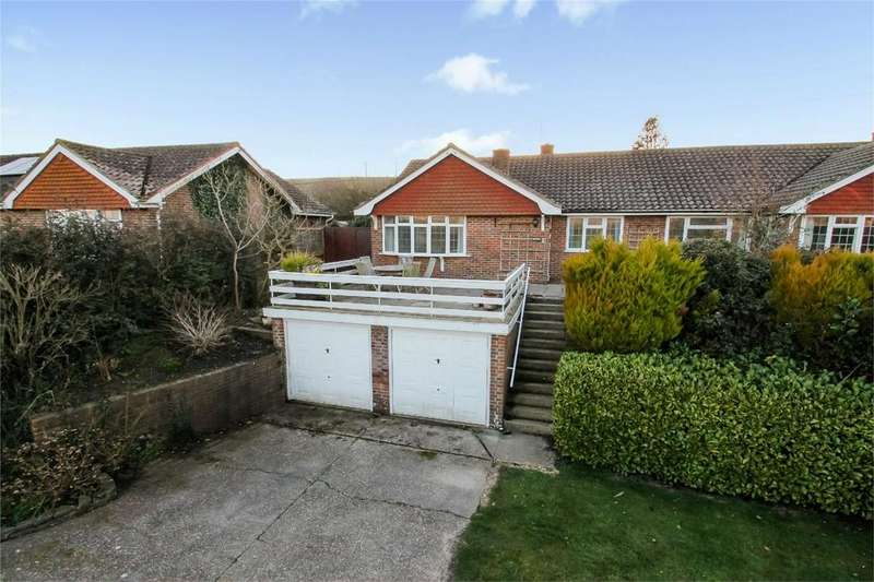 3 Bedrooms Semi Detached Bungalow for sale in The Street, Piddinghoe