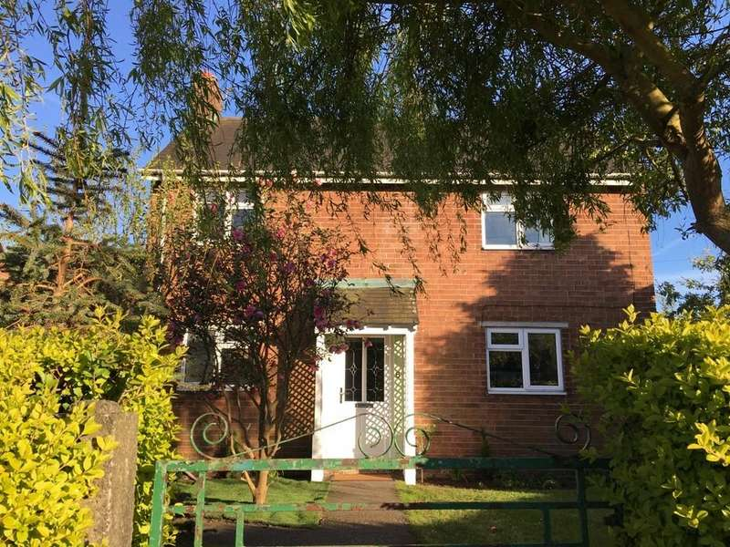 3 Bedrooms Semi Detached House for sale in Springfield Road, Malpas