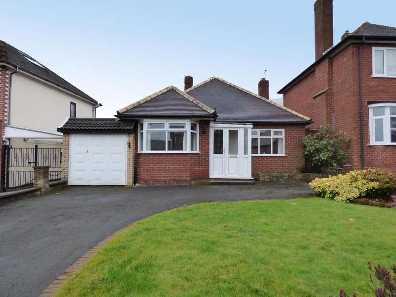 2 Bedrooms Detached Bungalow for sale in 14 Littlewood Road, Cheslyn Hay, Walsall, WS6 7EU