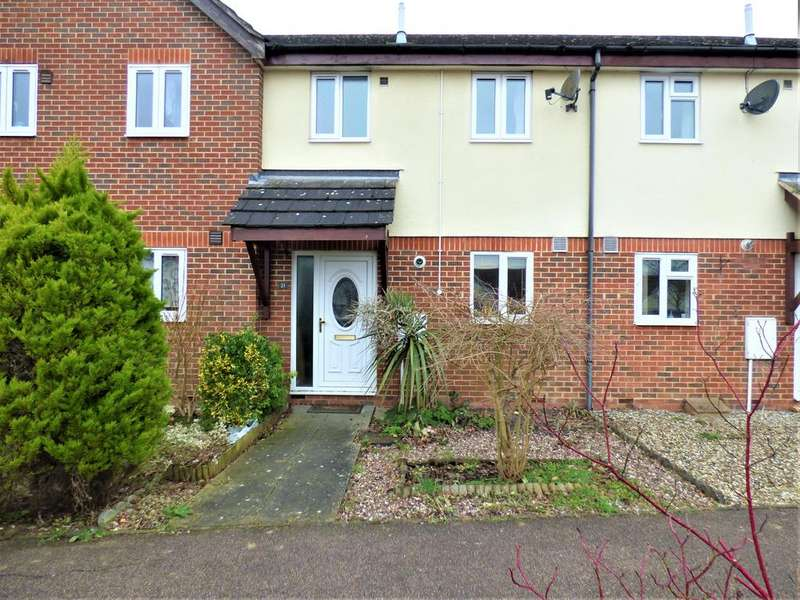 3 Bedrooms Terraced House for sale in Hempstead Road, Haverhill CB9 7RE