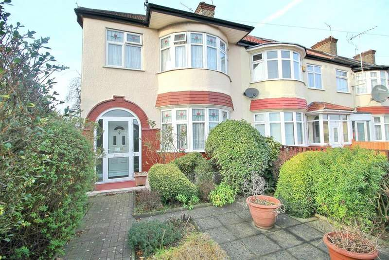 3 Bedrooms End Of Terrace House for sale in Woodgrange Terrace, Enfield