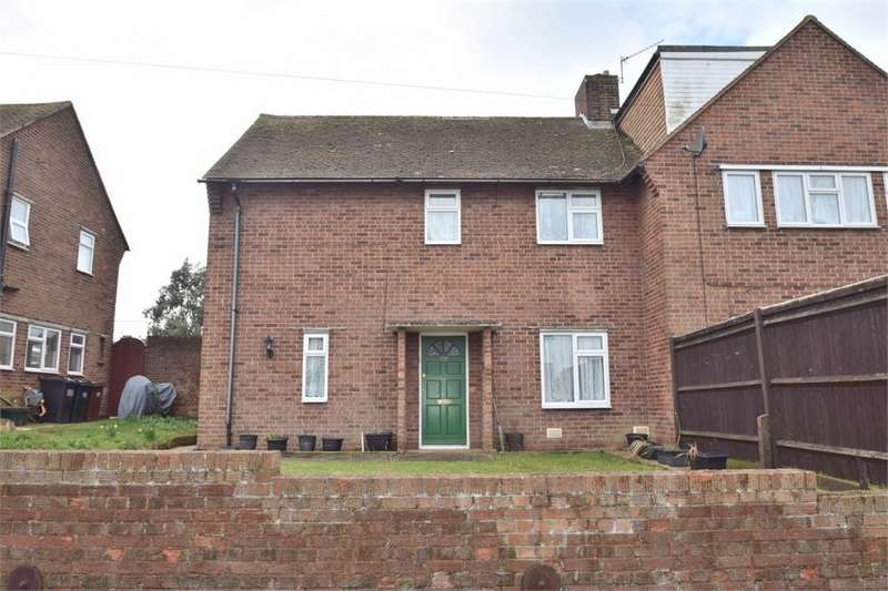 3 Bedrooms Semi Detached House for sale in Churchdale Road, Roselands, East Sussex
